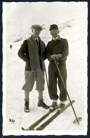 Thomas Mann & Herman Hesse