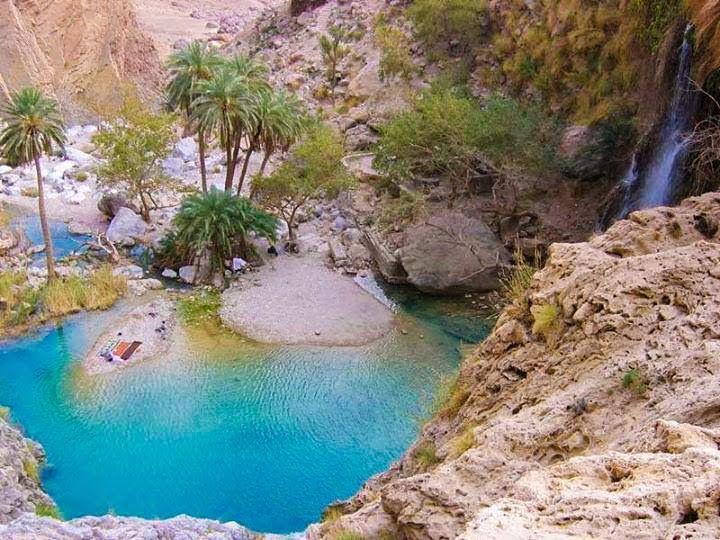 Pir Gaib, Balochistan, Pakistan: A beautiful Oasis in Balochistan