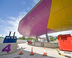 Bangor - Recycling Centre #architecture