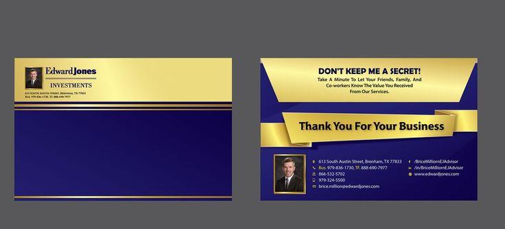 Custom 6x9 Envelope for Business by Henz_li