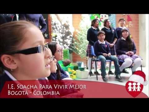 Promoción del IV Concierto Navideño Virtual de Fe y Alegría en Mundo Escolar #Promoción #Video #ConciertoNavideño #NavidadFyA #MundoEscolar