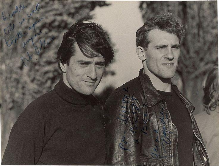 Robert de Niro Gerard Depardieu (1975). A cautionary tale