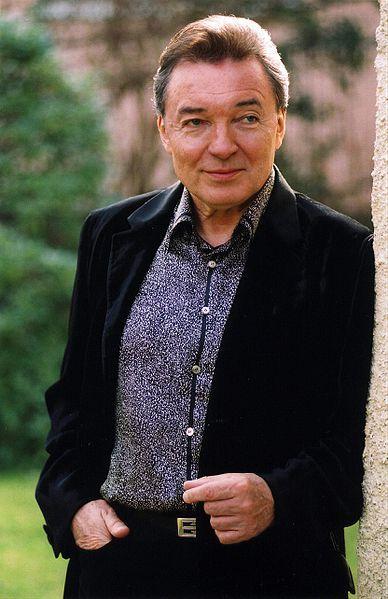 Singer - Karel Gott