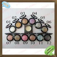 3 PC lotes de la venta caliente del maquillaje de Shimmer 12 colores de sombra de ojos al horno Paleta Sombra de ojos desnuda UPS libre del envío de DHL EL ccsme HKPAM CPAM