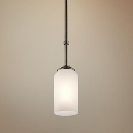 Kichler ladero 5 wide shadow bronze mini pendant light for Kichler kitchen pendant lighting