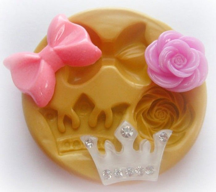 how to make chocolate cups with silicone molds