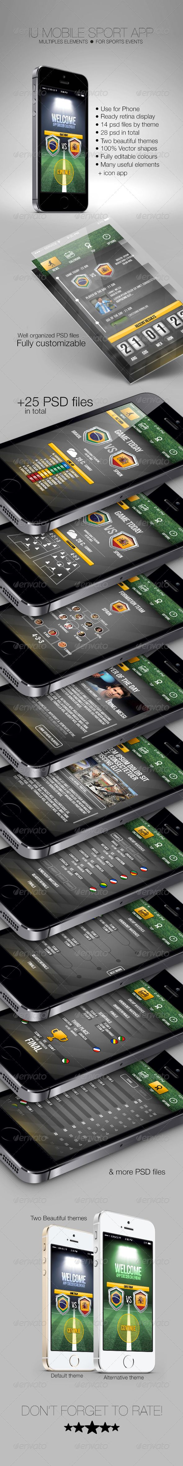 Free IU Mobile Sport App. Link: http://graphicriver.net/item/iu-mobile-sport-app-/7119395. [Link expires in a month]