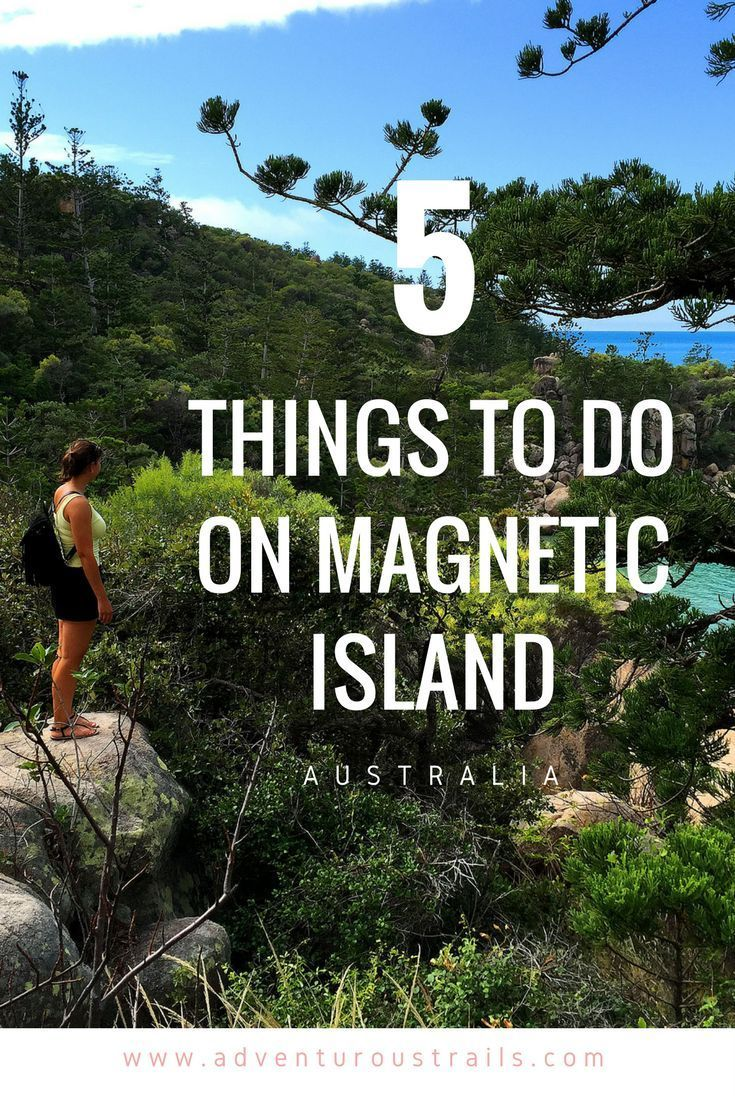 TOP 5 Things To Do | Magnetic Island QLD, Australia
