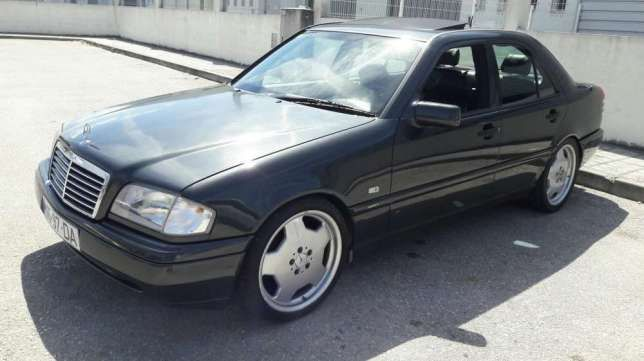 Mercedes c280 sport preços usados