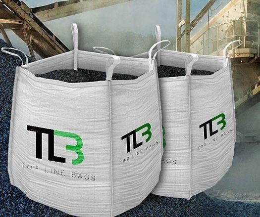 Bulk bags for all industrial uses at market leading prices! #topline #bulkbags #fibc #supersack #gravel #sand #landscape #b2b #construction #cement #buildersupply #lowes #homedepot #ebay #amazon #alibaba #onlineshopping #mulch #lawncare #sandbags #salt #constructionworker