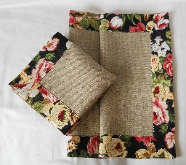DEKORACYJNE SERWETKI LNIANE - Lilly_Collection - Tekstylia