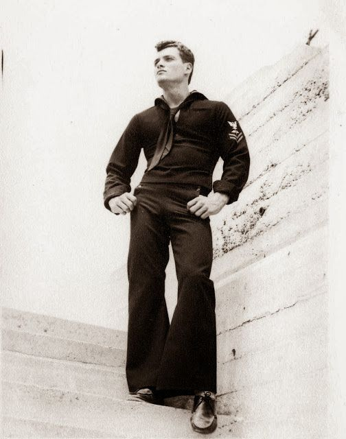 Hot Vintage Men: Hot Vintage Sailors