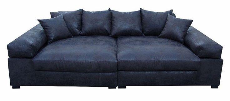 riesensofa. Black Bedroom Furniture Sets. Home Design Ideas