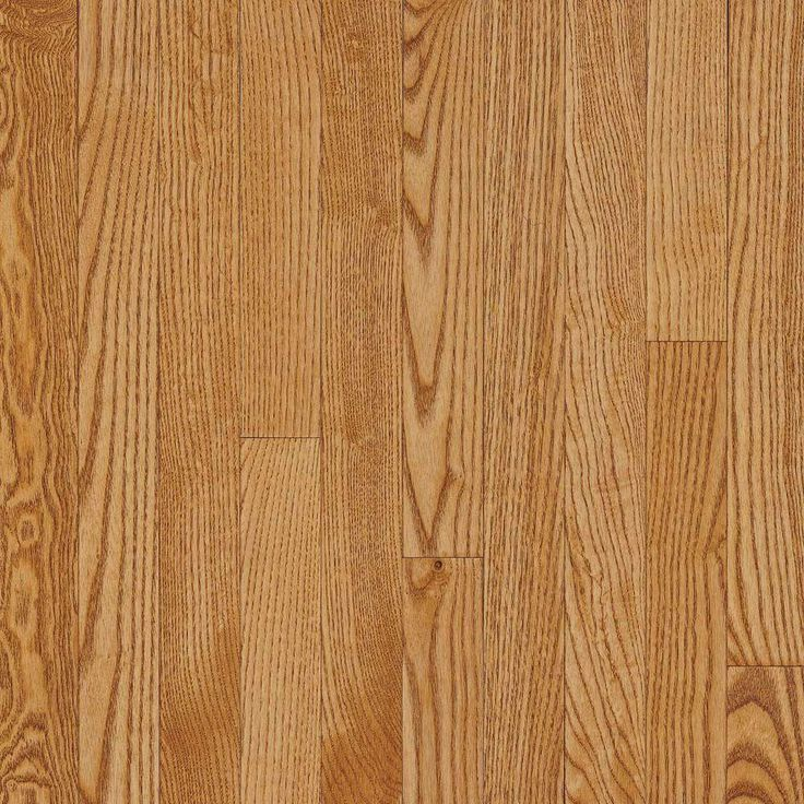 Take Home Sample - Plano Marsh (Green) Oak Solid Hardwood Flooring - 5 in. x 7 in.