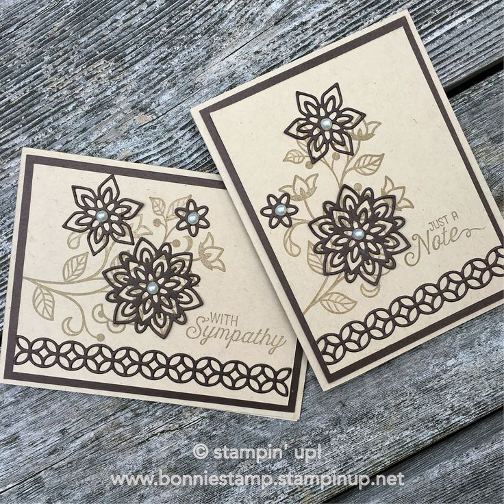 Flourishing Phrases by Stampin' Up!    www.bonniestamp.stampinup.net
