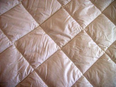 Tom & Bella Cot Duvet Inner - Quilted, 100% Cotton: