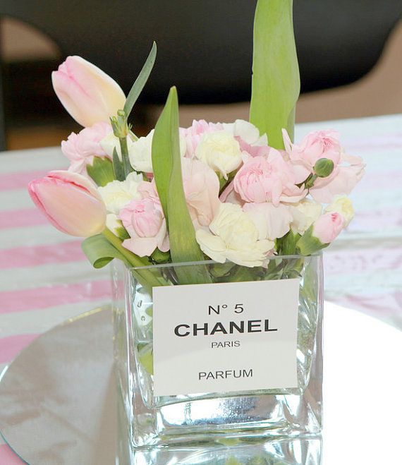 CoCo Chanel Party Supplies