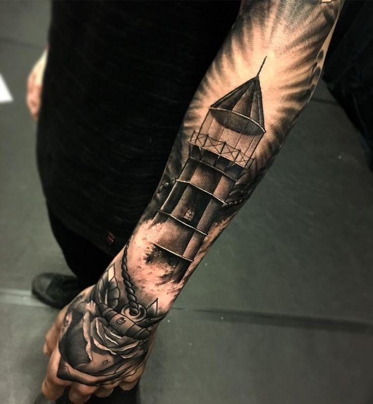 The 25+ best Men\'s forearm tattoos ideas on Pinterest | Mens ...