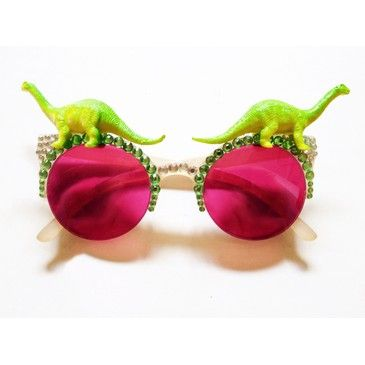 Dinosaur sunglasses #sunglasses #humor #silly