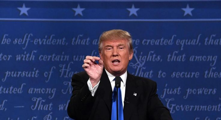 No matter how garbage the poll if it shows that Donald Trump won the debate hell endorse it -  No matter how garbage the poll if it shows that Donald Trump won the debate hell endorse it Open to anyone meaning that anybody with an Internet connection can go and cast a vote. Anyone in Russia for example or in Canada. Anyone who is 12 years old or who is not a citizen. Literally anyone can weigh in at any time. Fecha: September 28 2016 at 03:31PM via Digg: http://ift.tt/2d9zi4L - Sigueme en mi…