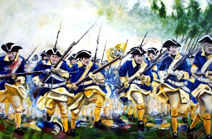 Last charge. Stäket 1719. In Oil. Price 6500 SEK. Prints are aviable as well.