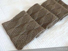 Двухсторонний мужской шарф. Обсуждение на LiveInternet - Российский Сервис Онлайн-Дневников