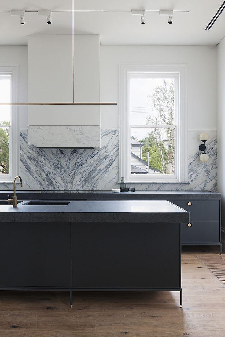 153 best kitchens images on pinterest kitchen dream kitchens dramatic kitchen range hoods that completely steal the show modern kitchensmodern kitchen designkitchen