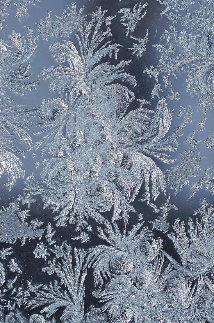 Картинка снежного узорами