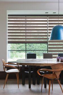 Duo rolgordijnen op maat - verduisterende rolgordijnen - gordijnsystemen - raamdecoraties - Copahome