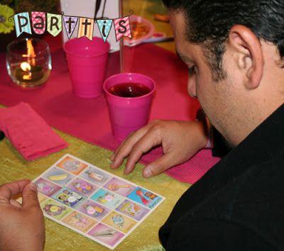 PARTTIS: Juegos para Baby shower y despedida de solteros mixta