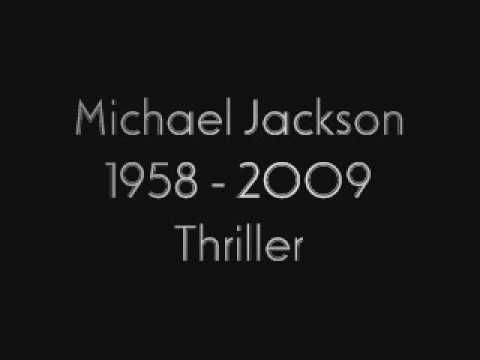 Michael Jackson - Thriller (2003 Radio Edit) - YouTube