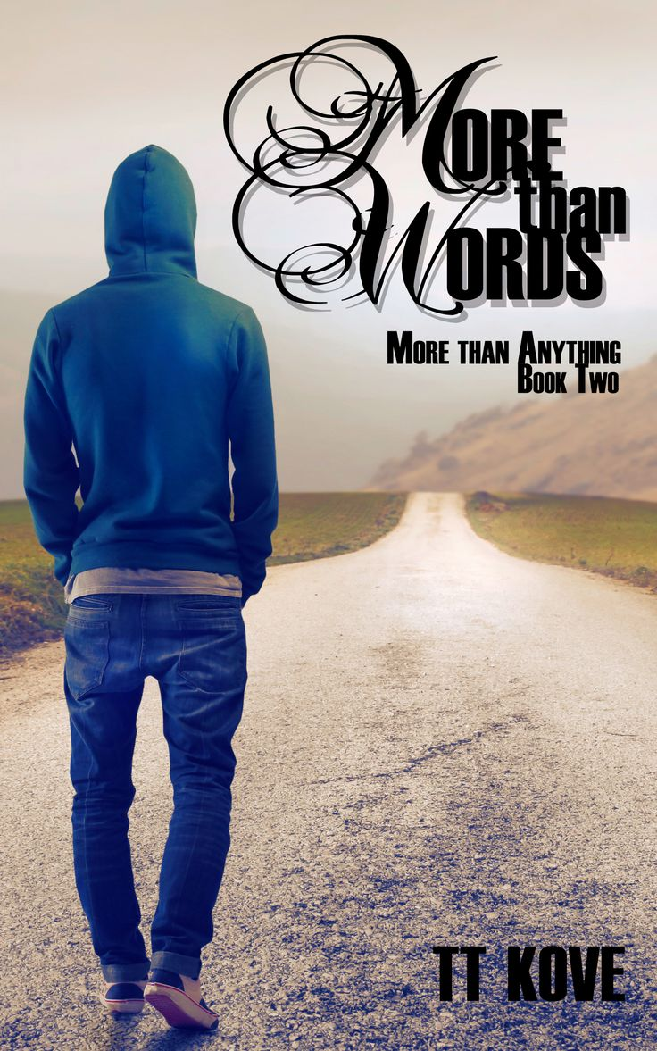 More 2: More Than Words. Contemporary m/m. Set in Norway. Cover design: TT Kove.