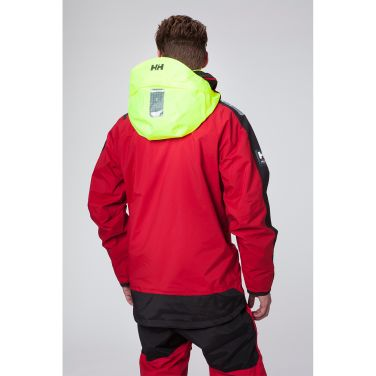HP POINT SMOCK TOP This smock top provides flexibility and waterproofness with great functionality and comfort.Double click to zoom in