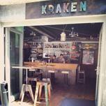 Photo taken at Kraken Rum Bar by Max P. on 4/16/2013