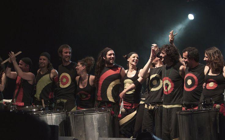 La Banda del Surdo: comiat festiu Foto: LÍDIA MARTÍ.