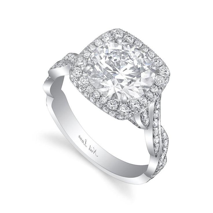 3.5 Carat Neil Lane Diamond Ring