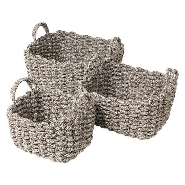 43cadc6017ec90409ff88ea03ab427ff - Better Homes And Gardens Chunky Rope Basket