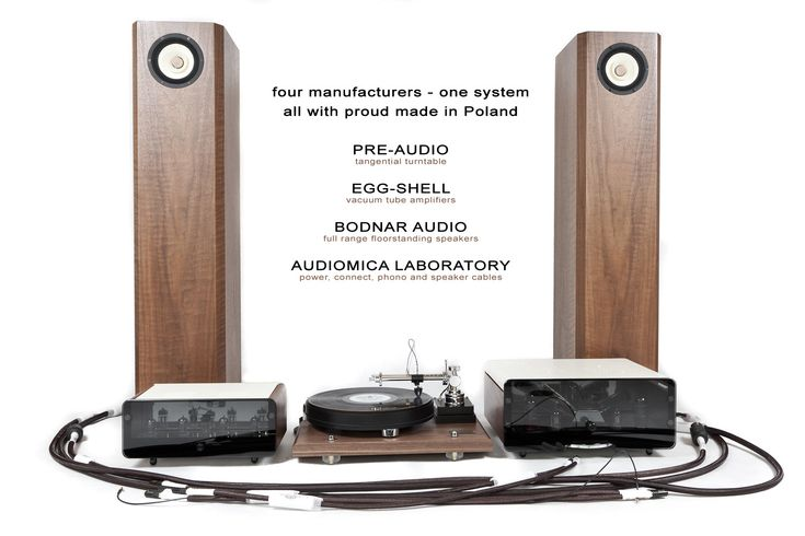 First review (in Polish) of our amazing complete analog system made by four Polish manufacturers