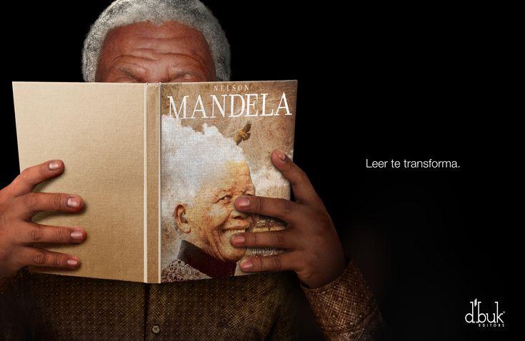 Czytanie cię zmienia #Mandela