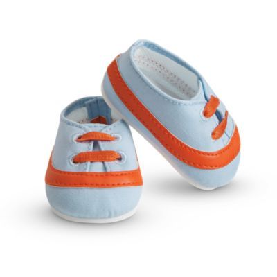 Sunny Stripes Shoes for Bitty Baby™ Dolls | sale | American Girl $7.