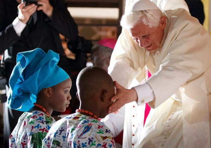 Gli errori della teoria gender secondo Benedetto XVI