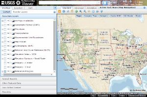 USGS The National Map