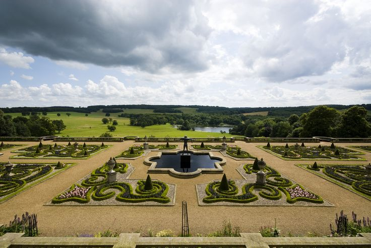 8 best images about lancelot capability brown on for Harewood house garden design