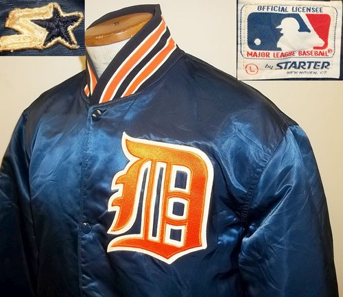 Detroit Tigers Jacket