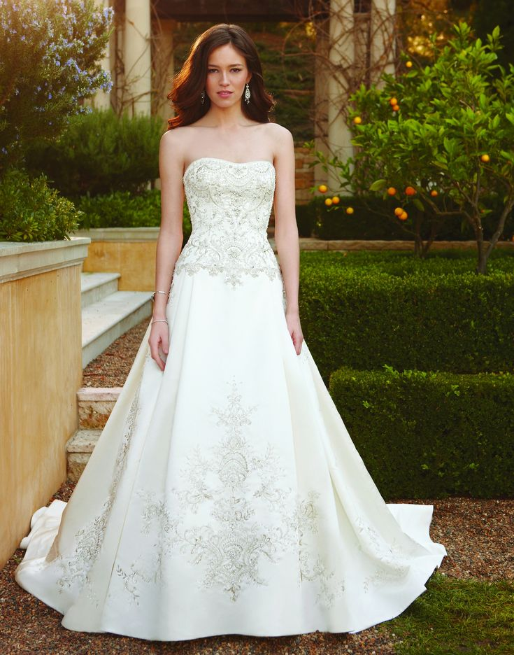 2055 casablanca bridal with images ball gowns