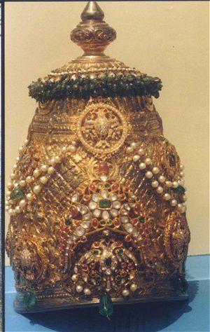 Royal Crown of The Mysore Maharaja