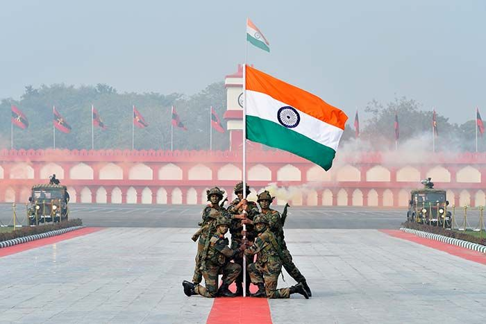 Indian Army Day best Quotes, messages, SMS, images, pictures