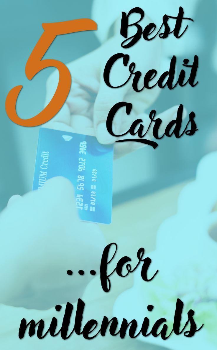 A Millennial S Best First Credit Card Millennial Mindset Group