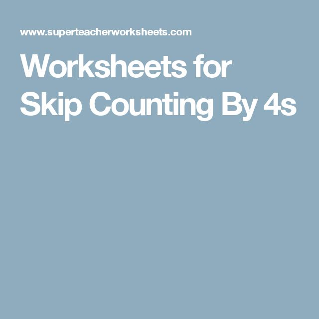 31 best cc y2 w2 images on pinterest for kids learning and bicycling use these printables to teach your students to skip count by fandeluxe Gallery