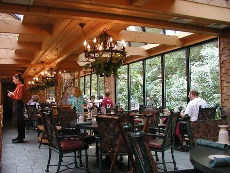 The Burning Bush Restaurant In Gatlinburg     A Fabulous Place To Eat  Breakfast On